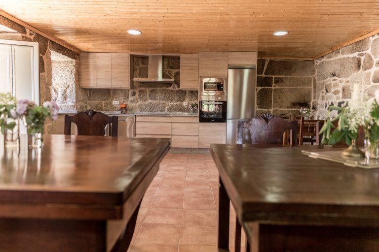casa rural a lama